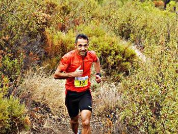 """La IV Carrera por Montaña """"Cumbres Hurdanas"""" cuenta con más de 200 corredores este domingo"""