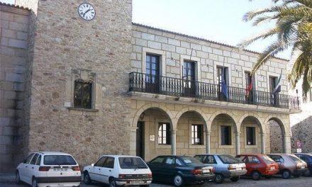 Coria saca a licitación la ejecución de las pérgolas de la plaza Doctor Viera por más de 37.000 euros