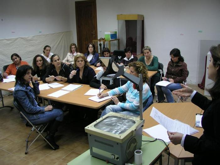 Un programa promovido por el Ayuntamiento de Coria facilita la inserción laboral a las mujeres de zonas rurales