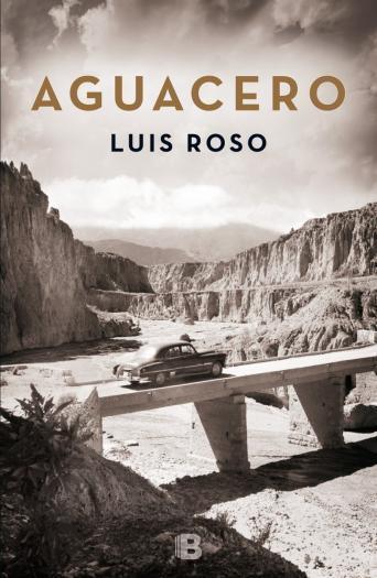El moralejano Luis Roso presentará su novela Aguacero este viernes en la casa de cultura de Moraleja