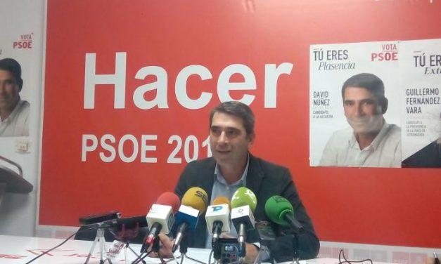 El PSOE de Plasencia denuncia la mala gestión en la liquidación de los presupuesto de este año