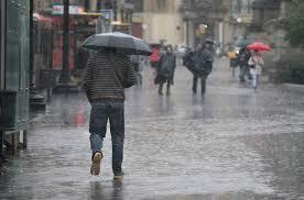 Cinco localidades extremeñas se encuentran entre las diez más lluviosas de España este martes