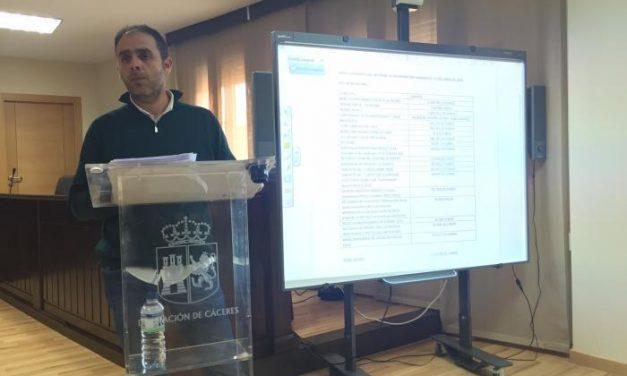 Herrero señala que el consistorio ha destinado este año 249.000 euros a la creación de empleo