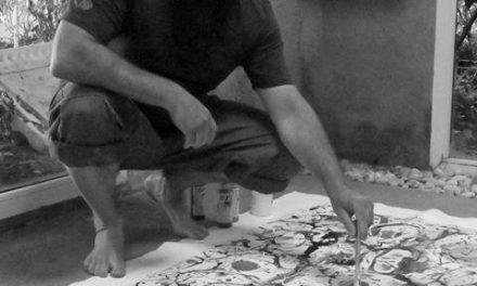 El moralejano Ernesto Montero participará en la Bienal Internacional de Arte Contemporáneo de Florencia