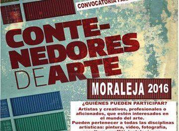 """""""Contenedores de Arte"""" dará comienzo en Moraleja esta semana con cinco artistas locales"""