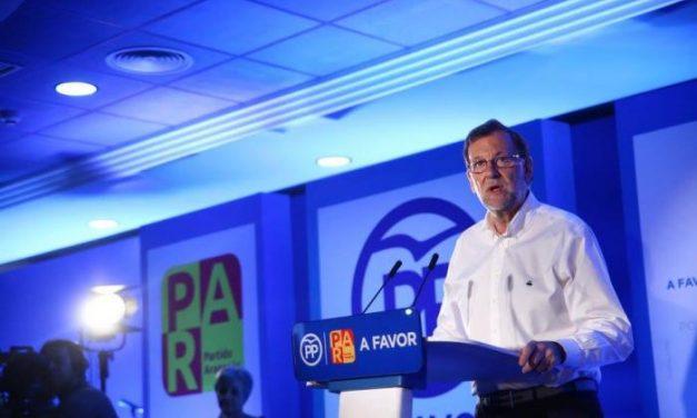 Mariano Rajoy es investido presidente del Gobierno con 170 votos a favor, 111 en contra y 68 abstenciones