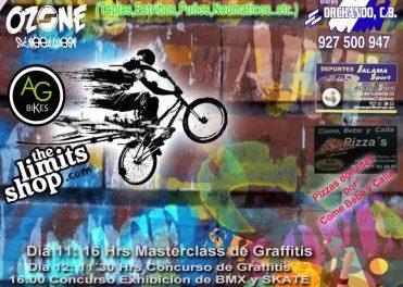 """Este jueves finaliza el plazo de inscripción para participar en el concurso de BMX y Skate """"Coria Urbana"""""""