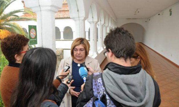 Rosario Cordero visita Coria y Moraleja para conocer las necesidades de estos dos municipios