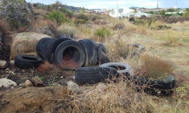 Ciudadanos pide al consistorio de Plasencia que limpie los aledaños del antiguo matadero