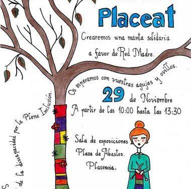Placeat reivindicará el Día de la Discapacidad la plena inclusión de las personas con diversidad funcional