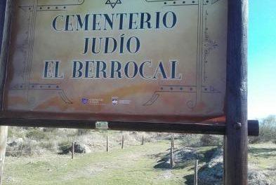 Los actos vandálicos cometidos en el Cementerio Judío de Plasencia suponen un gasto de 2.000 euros