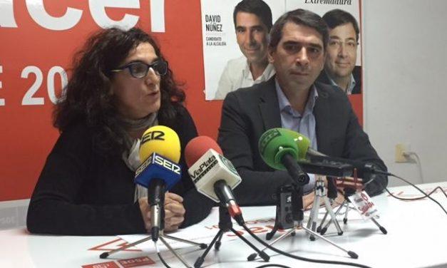 El PSOE de Plasencia pide a Pizarro que no incluya en los presupuestos los 4,8 millones de  los Fondos FEDER