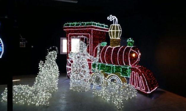 El Ayuntamiento de Plasencia invierte 15.000 euros en el alumbrado de Navidad de este año