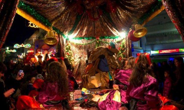 Cinco carrozas formarán parte de la Cabalgata de los Reyes Magos de Plasencia el próximo 5 de enero