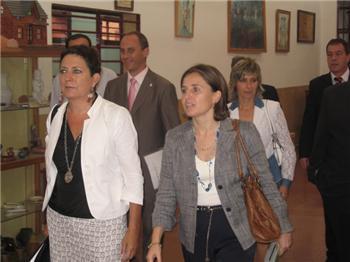 La Junta de Extremadura recibirá la medalla al mérito social penitenciario por el servicio de telemedicina