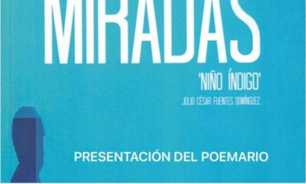 El cantautor moralejano Niño Índigo presentará el próximo martes su primer poemario en Moraleja