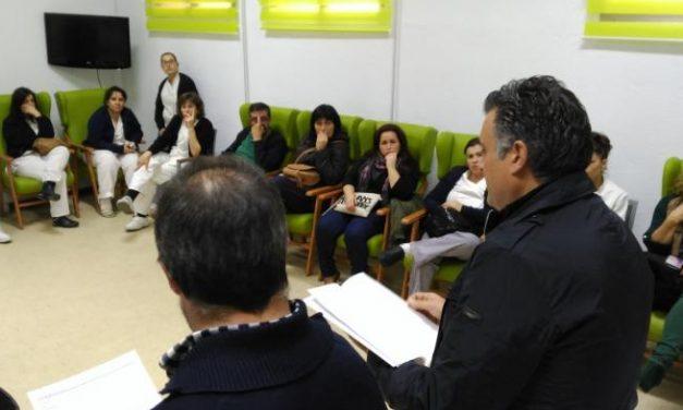 Coria anuncia que el SEPAD renovará el convenio para la gestión de la residencia de mayores