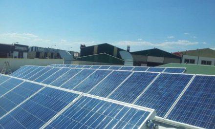 La Junta financiará con 4,3 millones de euros las ayudas a la instalación de energías renovables