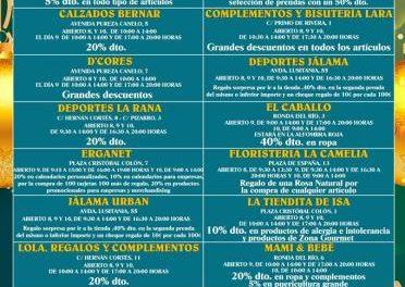 Moraleja acogerá este fin de semana una nueva edición del Puente Mágico del comercio