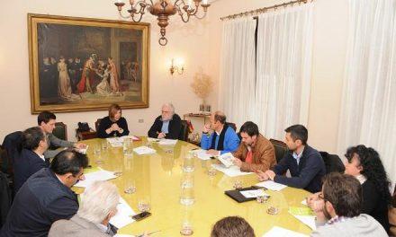 Los presupuestos de la Diputación contemplan 1,3 millones de euros para las mancomunidades