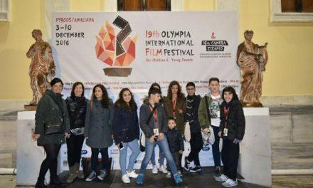 """""""Cachinus de Cine"""" viaja a Grecia para participar en el festival internacional Camera Zizanio con el corto """"Alma"""""""