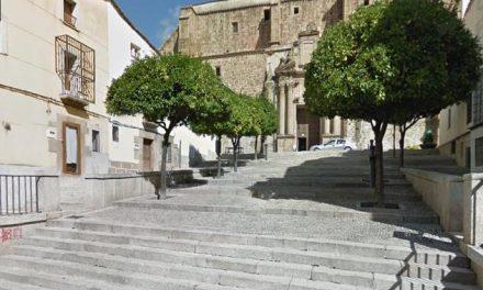 Las Cofradías de Plasencia reclaman actuación urgente para terminar con las goteras de Santo Domingo