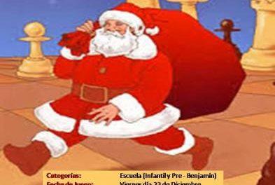 Moraleja continúa con el desarrollo del programa deportivo de Navidad con el XVIII Torneo de Ajedrez