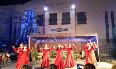 """""""La Nochebuena Flamenca Bajo las Estrellas"""" congrega a numeroso público en Moraleja"""
