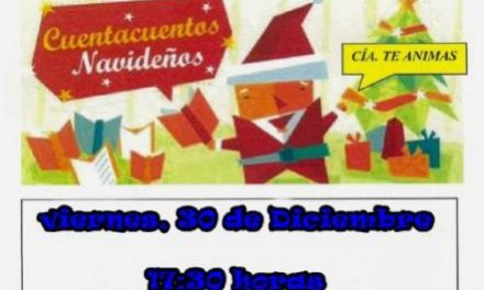 La Casa de Cultura de Coria acogerá este viernes a las 17.30 horas cuentacuentos navideños