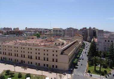 El SES trasladará en dos fines de semana sus servicios sanitarios del Hospital Provincial de Badajoz