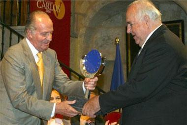 Los Reyes entregarán el premio Carlos V a la política y abogada francesa Simone Veil el 18 de junio