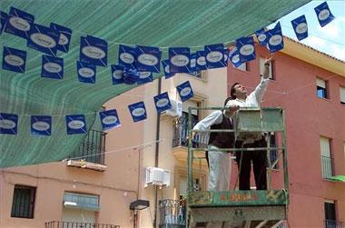 El pregón de la cantate Rocío Durán abre la feria de Plasencia que recupera dos días festivos