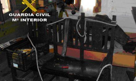 Tres jóvenes de Coria y Moraleja son detenidos por un robo con violencia perpetrado en Talaveruela