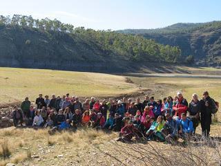 Coria da comienzo a la temporada senderista en Las Hurdes y con la participación de unas 60 personas