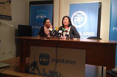 La portavoz de Dependencia del PP exigirá a Vergeles un transporte adaptado para una joven discapacitada