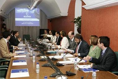 Sofiex apoyo en el 2007 la creación de 129 proyectos que han generado una inversión de 1.200 millones