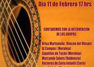El III Festival Flamenco Benéfico recaudará fondos para la Asociación de Diábeticos de Coria