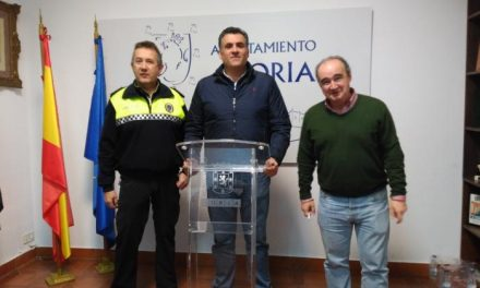 El consistorio de Coria y la Policía Local ponen en marcha una campaña de concienciación cívica