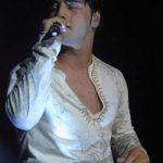 El cantante David Bustamante ofrecerá un concierto en  Villanueva de la Serena el 23 de julio