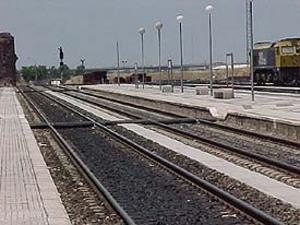 La CGT considera acertada la reparación de la línea ferroviaria Madrid-Lisboa en Valencia de Alcántara