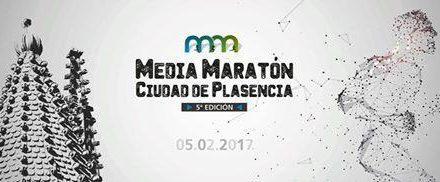 Más de 600 corredores recorren las calles de Plasencia en el marco de la V Media Maratón