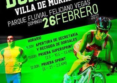 El plazo de inscripción en el II Duatlón «Villa de Moraleja» finalizará el próximo día 22 de este mes de febrero
