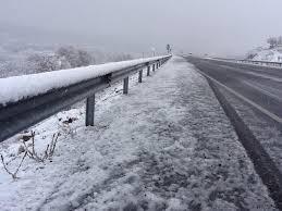 El norte de la provincia de Cáceres estará en alerta amarilla por nevadas durante el fin de semana