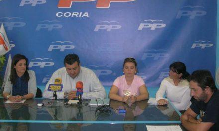 """El PP de Coria pide explicaciones al alcalde sobre la dimisión de Acosta y dice que hay """"crisis de Gobierno"""""""