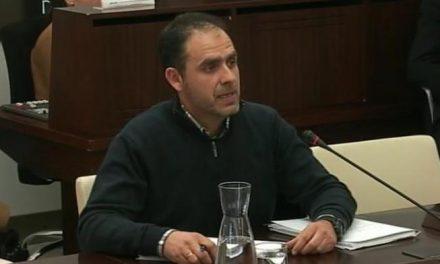 """El alcalde de Moraleja, César Herrero, asegura que su """"principal preocupación"""" son las cifras del paro"""
