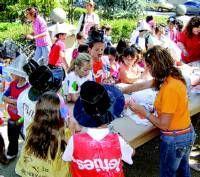 Un total de 200 escolares de Villanueva de la Serena participan en una campaña de concienciación ambiental