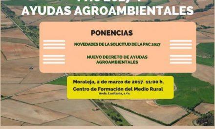 El Centro de Formación Rural de Moraleja sigue con sus jornadas informativas con una charla sobre la PAC