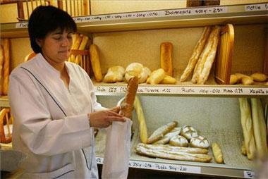 Los extremeños son los españoles que más cantidad de pan consumen al año con 78,9 kilos por persona