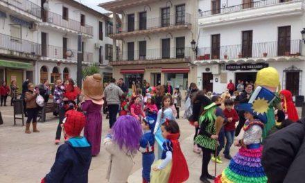 Los más pequeños serán los protagonistas de los desfiles de Carnaval de este viernes en Moraleja