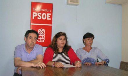 """El PSOE de Coria tacha al PP de """"oportunista"""" y asegura que el gobierno local """"goza de plena estabilidad política"""""""
